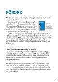 Besiktning av måleriarbeten UTOMHUS - Publikationer från ... - Page 3