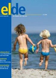 Ausgabe 4 als PDF-Dokument - Elde Online
