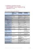 vejledning om hiv (human immundefekt virus) og hepatitis b og c virus - Page 6