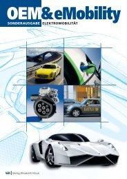 SONDERAUSGABE Elektromobilität