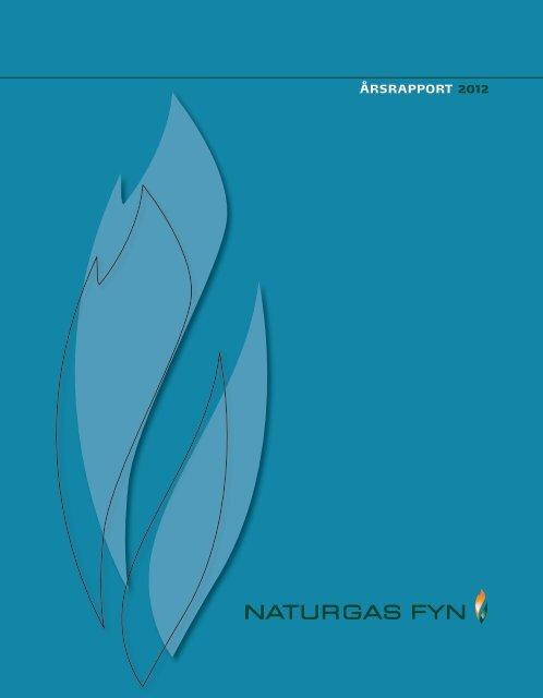årsrapport 2012 - Naturgas Fyn