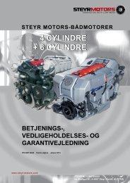 4 cylindre + 6 cylindre 4 cylindre + 6 cylindre - Steyr Motors