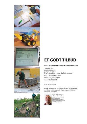 ET GODT TILBUD - Grønt Miljø