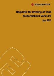 Regulativ_for_levering_af_vand_2010.pdf - Frederikshavn Forsyning