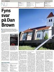 Fyns svar på Dan Brown