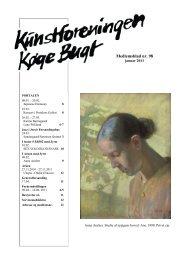 Blad nr 98 - Kunstforeningen Køge Bugt