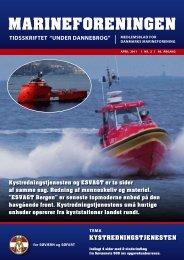 JubILARSTÆVNe 2011 - Korsør Marineforening