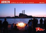ARKEN KLUBBLAD FOR AMAGER RO- OG KAJAKKLUB JUNI 2010