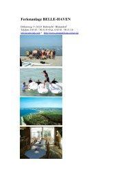 Ferienanlage BELLE-HAVEN