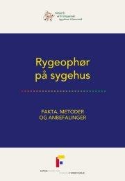 Rygeophør på sygehus - Bispebjerg Hospital