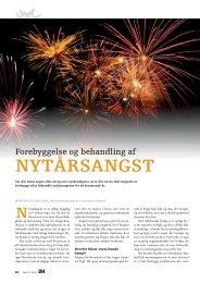 NYTÅRSANGST - Dyrekassen Danmark