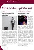 Nummer 2. Juli til oktober - Vor Frelsers Kirke, Vejle - Page 6