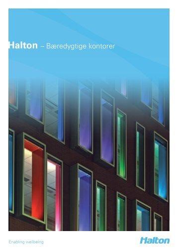 Halton – Bæredygtige kontorer