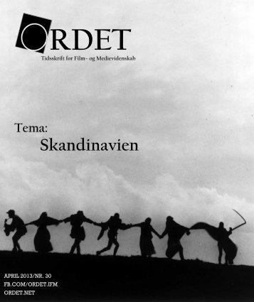 Skandinavien - ORDET