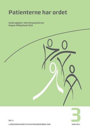 Patientundersøgelse Region Midtjylland, del 2 - Danske Regioner