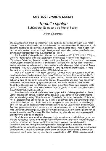 Tumult i sjælen - Ivan Z