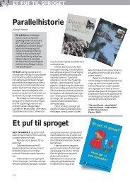 Parallelhistorie Et puf til sproget - Emu