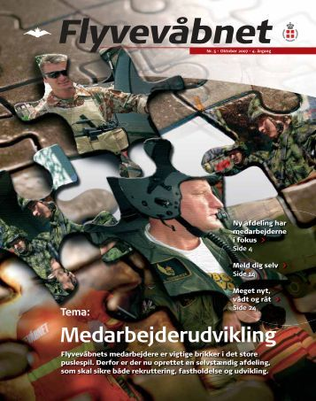 Medarbejderudvikling - Forsvarskommandoen