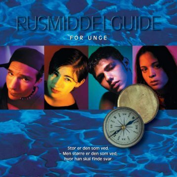 Rusmiddelguide for unge