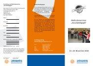 19.–20. November 2010 Methodenseminar - Landesjugendring MV ...