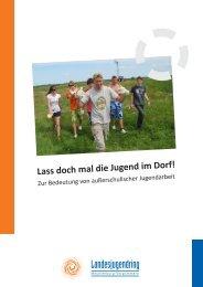 Position als PDF-Broschüre (1 MB) - Landesjugendring MV
