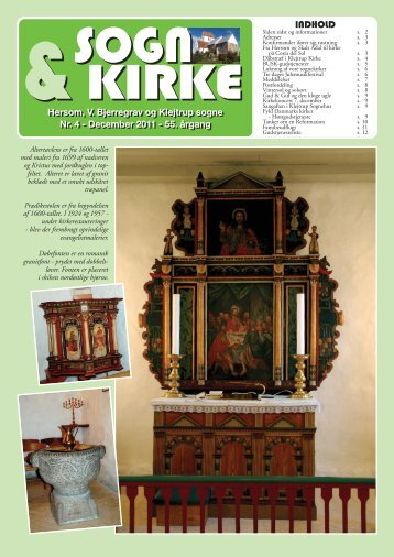 25-2011-Dec.-A4_Layout 1 - Klejtrup Kirke