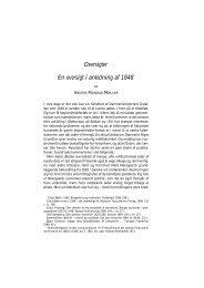 Oversigter En oversigt i anledning af 1848 - Historisk Tidsskrift