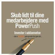 Folder - Invester i uddannelse