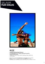 RIZE - Salaam DK