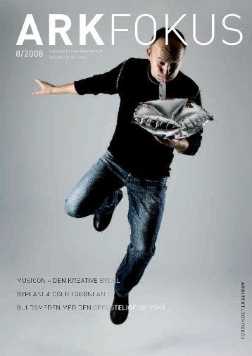 MUSICON – DEN KREATIVE BYDEL ... - Arkitektforbundet