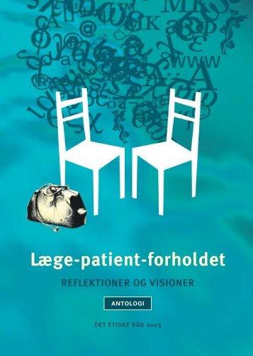 Læge-patient-forholdet - Det Etiske Råd