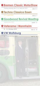 Bremen Classic MotorShow - MotorRejser - Page 2