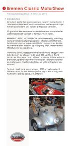 Bremen Classic MotorShow - MotorRejser - Page 4