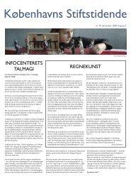 Københavns Stiftstidende november 2005