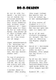Bondefanger nr. 150 Dec. 2006 - Hillerød Skakklub