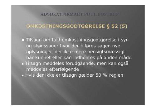 ADVOKATFIRMAET POUL BOSTRUP - Danmarks Skatteadvokater