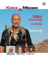 Magasin 4 - KLF – Kirke & Medier
