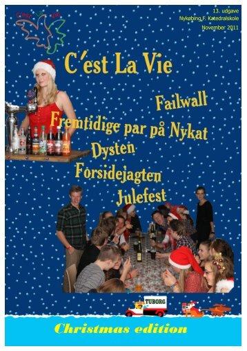 Læs bladet online - Cest La Vie