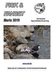 Generalforsamling 2010 - Grindsted Sportsfiskerforening