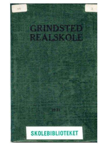 SKOLEBIBLIOTEKET - Elevforeningen Grindsted Privatskole