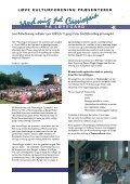 LØVE KULTURFORENING 2009 PRÆSENTERER OPERETTEN - Page 2