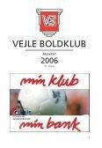 Årsskriftet for 2006 - Vejle Boldklub - Page 3