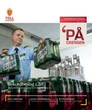 2011 (PDF) - Toll og avgiftsdirektoratet