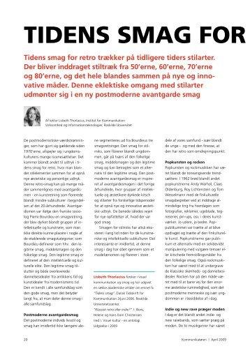 Kommunikatøren - Dansk Kommunikationsforening