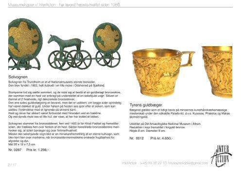 Museumskopier v/ InterAction