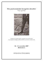 11. november 2007 i København. - Frank Grohmann