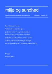 Miljø og sundhed nr. 35, december 2007 (PDF 1,22 MB)