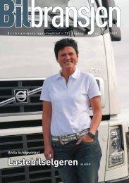 Blad nr. 9 - 2007 - Norges Bilbransjeforbund