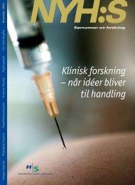 Læs særnummer af NYH:S om forskning - Kong Kuglepen