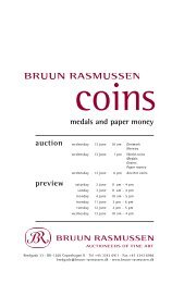World Coins - Bruun Rasmussen